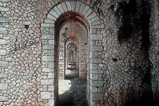 Opus Incertum Roman Wallbuilding