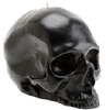 D.L. & Co. Black Skull Candle Home Decor Gift Idea