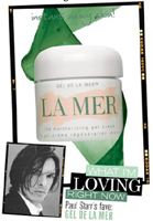 Gel de la Mer Makeup Artist Paul Starr