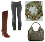 Fashion Must Haves Tall Boots Skinny Jeans