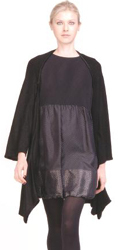 Blanc de Chine Dress Fall Winter Fashion Must Haves Naxi Tribal Inspired Design