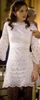 Gossip Girl Style Blair White Eyelet Party Dress