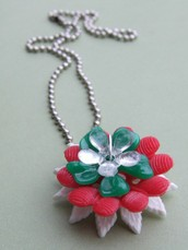 Handmade Vintage Holiday Jewelry Jewellery Fashion Accessories