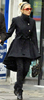 Sienna Miller Black Chic Winter Coats