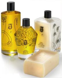 Jo Wood Organics Usiku Bath Oil Body Lotion Organic Body & Skincare