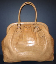 Prada Croc Frame Bag Fashion Accessories Must Haves World's Most Expensive Purses Handbags Bags Gifts Gift Ideas