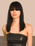 Blunt Bangs Chic Hairstyle Winter Hair Care Tips