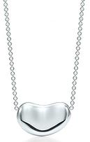 Elsa Peretti for Tiffany Silver Bean Neckace Fine Jewelry Jewellery Fashion Classic Must Haves