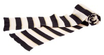 Stripey Stripe Striped Scarf Fall Fashion Must Have Accessory