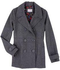 Fall Fashion Must Have Peacoat