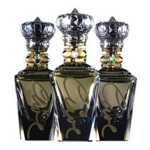 Clive Christian Signed Perfume Bottles with an Emerald Black Diamond