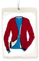 Madewell Grandpa Cardigan Sweater Holiday Gift Ideas