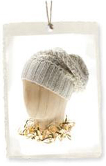 Madewell Floppy Wool Snood Hat Fashion Accessories Gift Ideas