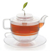 Sontu Handblown Glass Teapot