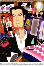 Cameron Silver Decades Cartoon Illustration