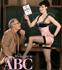 Dita von Teese Sexy Teacher