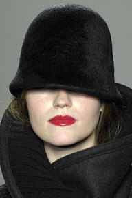 Proenza Schouler Cloche Fall 2007 Collection Hats Fashion Accessories