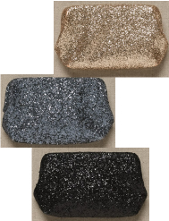 Caviar Beaded Seed Clutch Black Silver Pewter Gold Affordable Holiday Fashion Accessories Must Haves