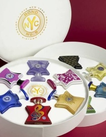 Bond No. 9 New York Double Decker Luxury Fragrance Perfume Sampler