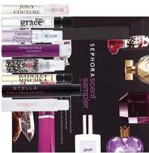 Sephora Scent Fragrance Perfume Sampler Gift Ideas