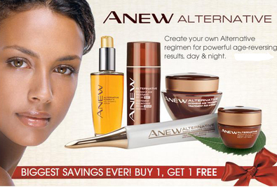 Avon Anew Alternative Skincare