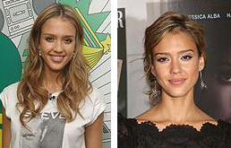 Jessica Alba Day to Night Beauty Makeup Tips