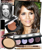 Halle Berry Makeup Things We Lost in the Fire Premiere