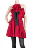Christian Lacroix Red Party Dress