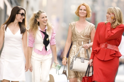 Sex and the City Movie Fashion