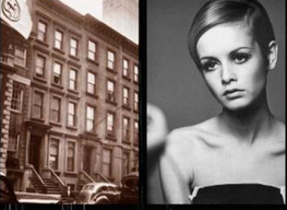 Fashion Architecture New York NYC Twiggy