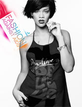 Rihanna Fashion Against Aids Fashion that Gives Back