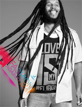 Ziggy Marley Fashion Against Aids Fashion that Gives Back