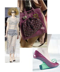 Marc Jacobs Spring 2008 Fashion Trends Bags Accessories Shoes