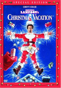 National Lampoons Christmas Vacation Poster