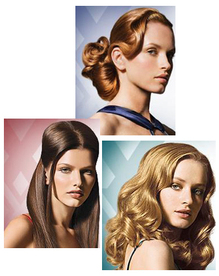 Glamourous Holiday Hair Ideas How Tos