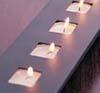 Wooden Votive Candleholder