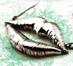 Handmade Silver Lips Pendant