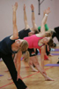 Physical Activity Yoga New Year's Resolutions