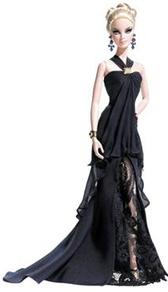 Barbie Badgley Mischka Red Carpet Fashion E!