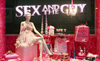 Sex and the City Movie Holiday Window NYC