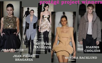 New Fashion Designers Design Talent