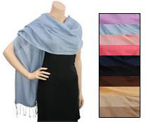 Handmade pashmina wrap fashion accessories for a good cause that gives back