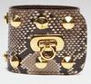 Python cuff rock n roll accessories Be & D