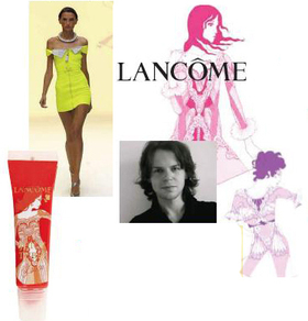 Christopher kane lancome juicy tubes
