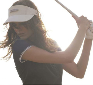 Stella mccartney stylish designer adidas golf fashion