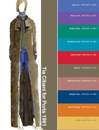 Pantone color report fall 2008 Tia Cibani Ports 1961