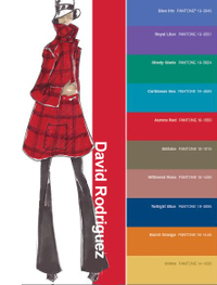 Pantone color report fall 2008 David Rodriguez