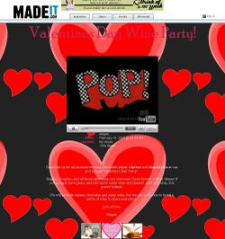 Custom evites invites invitations MadeIt.com