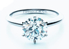 Tiffany classic diamond solitaire jewelry jewellery engagement ring