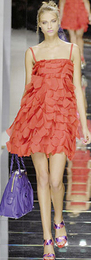 Orange_ruffled_valentino_dress_spri